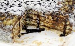 Tort (de casa) din biscuiti 1Kg